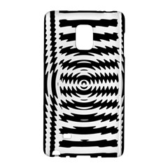 Black And White Abstract Stripped Geometric Background Galaxy Note Edge