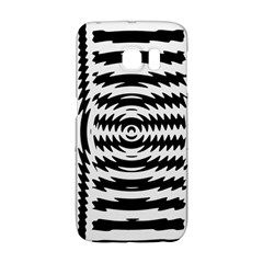 Black And White Abstract Stripped Geometric Background Galaxy S6 Edge