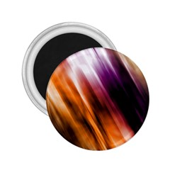 Colourful Grunge Stripe Background 2 25  Magnets