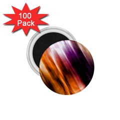 Colourful Grunge Stripe Background 1 75  Magnets (100 Pack)