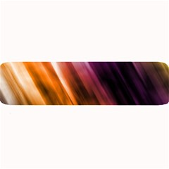 Colourful Grunge Stripe Background Large Bar Mats
