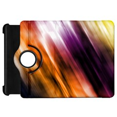 Colourful Grunge Stripe Background Kindle Fire Hd 7