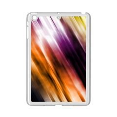 Colourful Grunge Stripe Background iPad Mini 2 Enamel Coated Cases