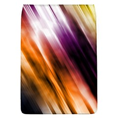 Colourful Grunge Stripe Background Flap Covers (l)