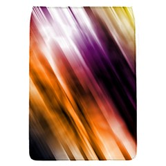 Colourful Grunge Stripe Background Flap Covers (s)