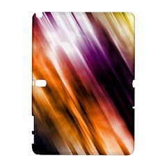 Colourful Grunge Stripe Background Galaxy Note 1
