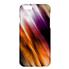 Colourful Grunge Stripe Background Apple Iphone 6 Plus/6s Plus Hardshell Case