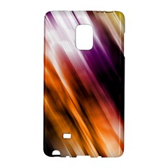 Colourful Grunge Stripe Background Galaxy Note Edge