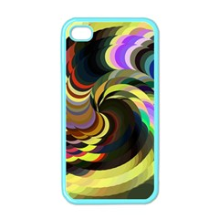 Spiral Of Tubes Apple iPhone 4 Case (Color)