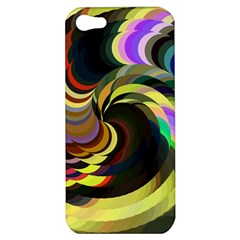 Spiral Of Tubes Apple Iphone 5 Hardshell Case