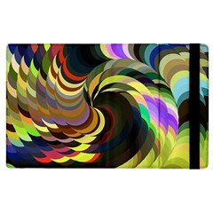 Spiral Of Tubes Apple iPad 2 Flip Case