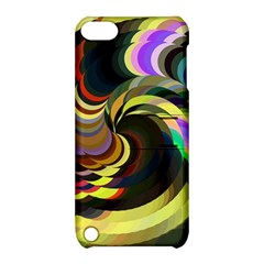Spiral Of Tubes Apple Ipod Touch 5 Hardshell Case With Stand