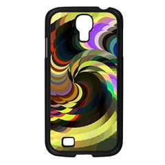 Spiral Of Tubes Samsung Galaxy S4 I9500/ I9505 Case (Black)