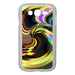 Spiral Of Tubes Samsung Galaxy Grand DUOS I9082 Case (White)