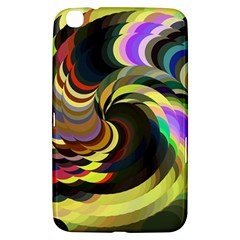 Spiral Of Tubes Samsung Galaxy Tab 3 (8 ) T3100 Hardshell Case