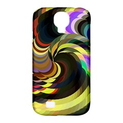 Spiral Of Tubes Samsung Galaxy S4 Classic Hardshell Case (PC+Silicone)