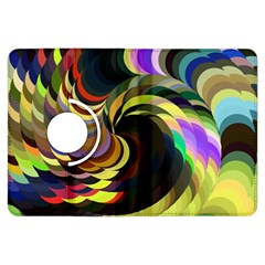 Spiral Of Tubes Kindle Fire Hdx Flip 360 Case