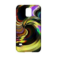 Spiral Of Tubes Samsung Galaxy S5 Hardshell Case