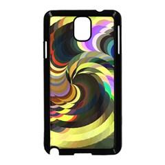 Spiral Of Tubes Samsung Galaxy Note 3 Neo Hardshell Case (black)