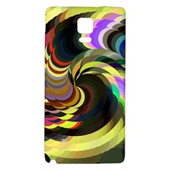 Spiral Of Tubes Galaxy Note 4 Back Case
