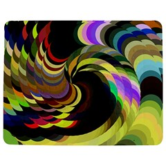 Spiral Of Tubes Jigsaw Puzzle Photo Stand (Rectangular)