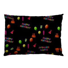 Cartoon Birthday Tilable Design Pillow Case (two Sides)