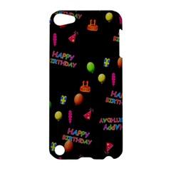 Cartoon Birthday Tilable Design Apple iPod Touch 5 Hardshell Case