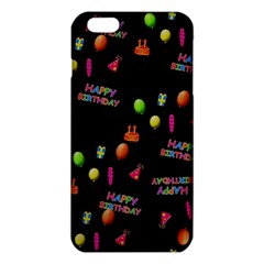 Cartoon Birthday Tilable Design iPhone 6 Plus/6S Plus TPU Case