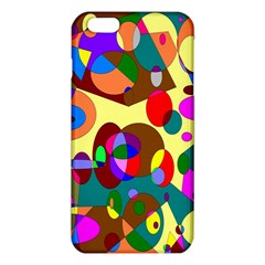 Abstract Digital Circle Computer Graphic Iphone 6 Plus/6s Plus Tpu Case