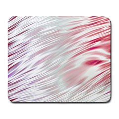 Fluorescent Flames Background With Special Light Effects Large Mousepads