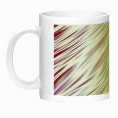Fluorescent Flames Background With Special Light Effects Night Luminous Mugs