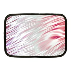 Fluorescent Flames Background With Special Light Effects Netbook Case (Medium)