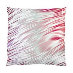 Fluorescent Flames Background With Special Light Effects Standard Cushion Case (Two Sides)