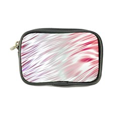 Fluorescent Flames Background With Special Light Effects Coin Purse