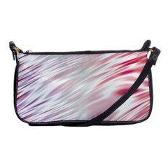 Fluorescent Flames Background With Special Light Effects Shoulder Clutch Bags