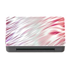 Fluorescent Flames Background With Special Light Effects Memory Card Reader with CF