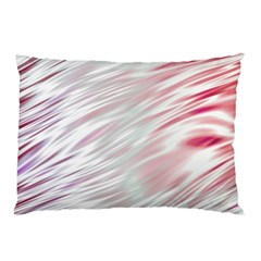 Fluorescent Flames Background With Special Light Effects Pillow Case (Two Sides)