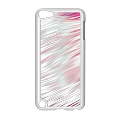 Fluorescent Flames Background With Special Light Effects Apple iPod Touch 5 Case (White)
