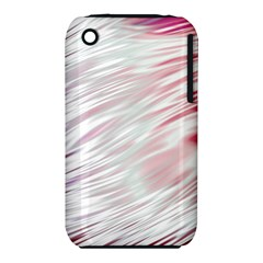 Fluorescent Flames Background With Special Light Effects iPhone 3S/3GS