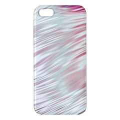 Fluorescent Flames Background With Special Light Effects Apple iPhone 5 Premium Hardshell Case