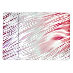 Fluorescent Flames Background With Special Light Effects Samsung Galaxy Tab 10.1  P7500 Flip Case