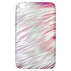 Fluorescent Flames Background With Special Light Effects Samsung Galaxy Tab 3 (8 ) T3100 Hardshell Case