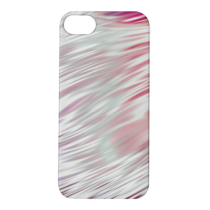 Fluorescent Flames Background With Special Light Effects Apple iPhone 5S/ SE Hardshell Case