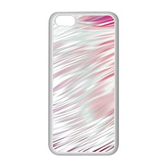 Fluorescent Flames Background With Special Light Effects Apple Iphone 5c Seamless Case (white)