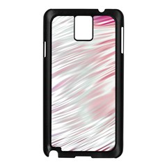 Fluorescent Flames Background With Special Light Effects Samsung Galaxy Note 3 N9005 Case (black)