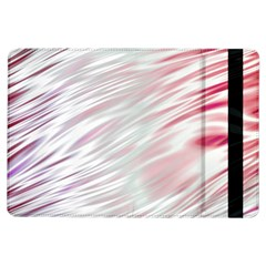 Fluorescent Flames Background With Special Light Effects Ipad Air Flip