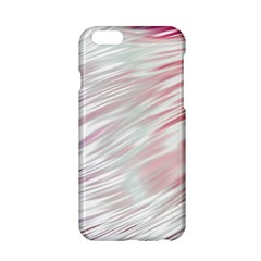 Fluorescent Flames Background With Special Light Effects Apple iPhone 6/6S Hardshell Case