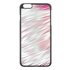 Fluorescent Flames Background With Special Light Effects Apple iPhone 6 Plus/6S Plus Black Enamel Case