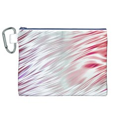 Fluorescent Flames Background With Special Light Effects Canvas Cosmetic Bag (XL)