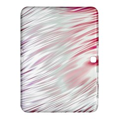 Fluorescent Flames Background With Special Light Effects Samsung Galaxy Tab 4 (10.1 ) Hardshell Case